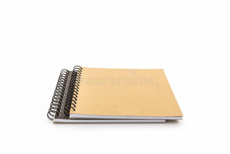 Schetsboek royalty-vrije stock foto