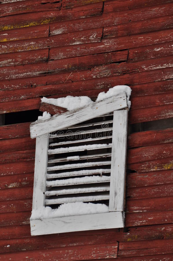Scheunenfenster stockbilder