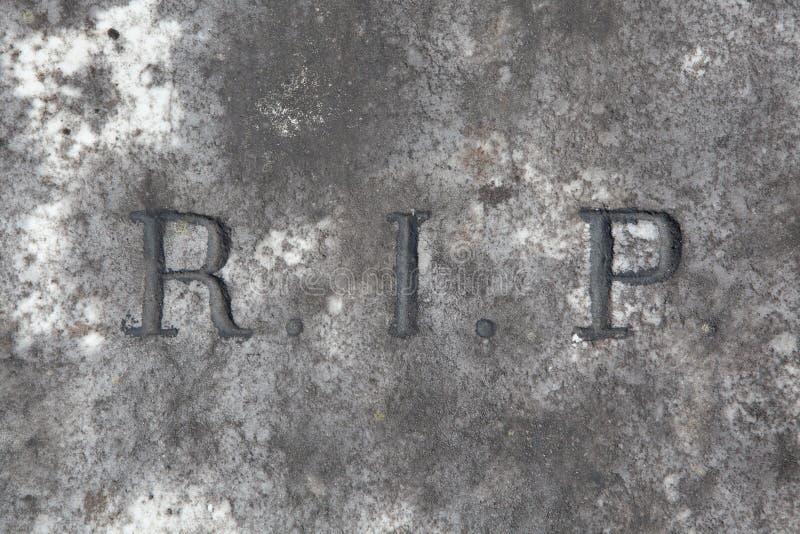 SCHEUR Rust in Vrede stock afbeelding