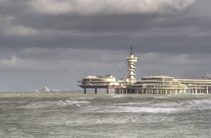 Download Scheveningen Pier Stock Images - Image: 12204504