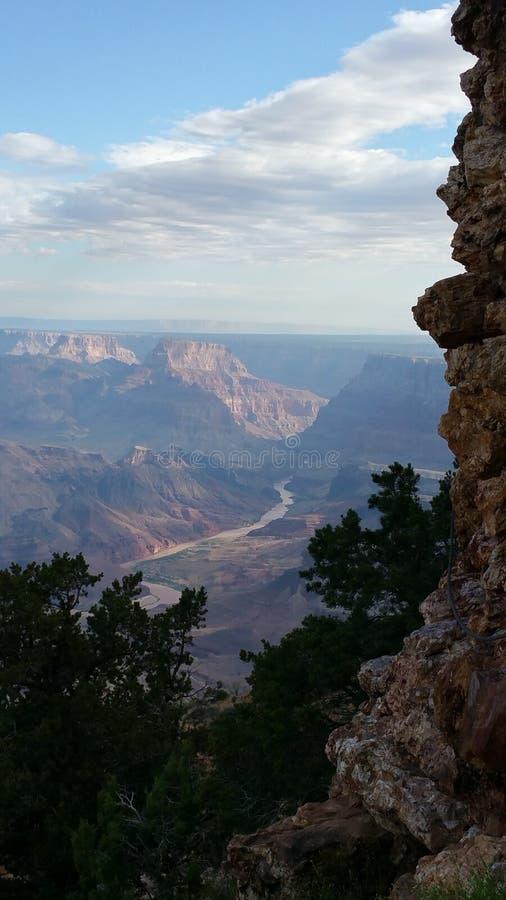 Schichten Grand Canyon s stockfotos