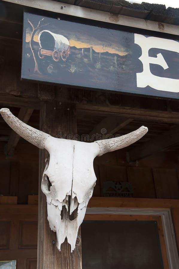Schießerei an der OKAYhürde in der Finanzanzeige Arizona in den USA lizenzfreie stockfotos