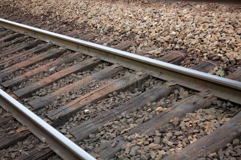 Schiene lizenzfreie stockfotografie