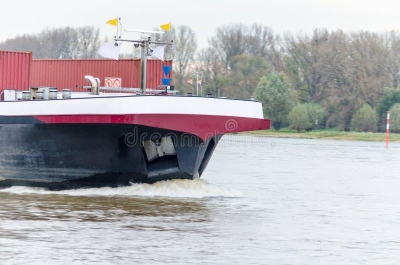 Schiffsbug, versenden Vorderansicht lizenzfreies stockfoto