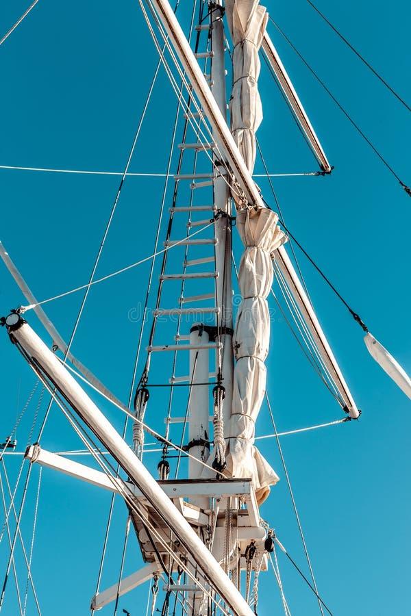 Schiffsdetails lizenzfreies stockfoto