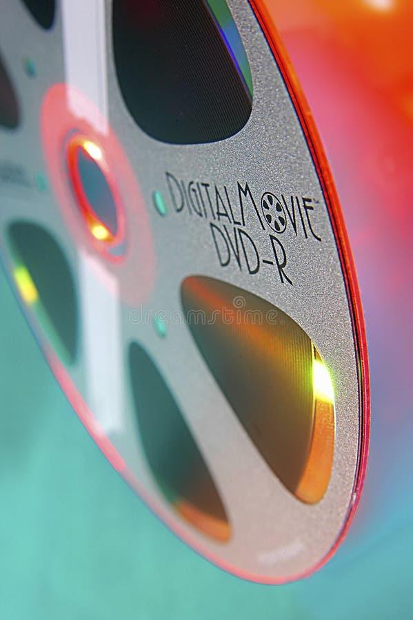 Schijf DVD stock foto's