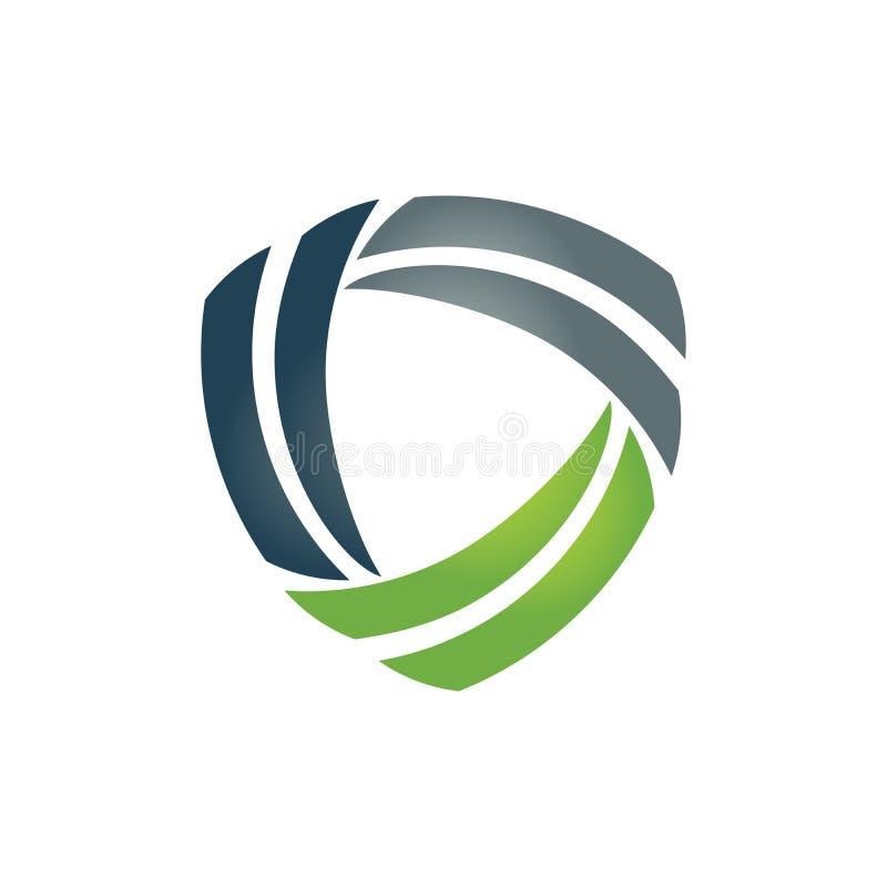 Schild-Icon im trendigen Stil isoliert auf weißem Hintergrund Schild-Symbol für Ihre Website-Design, Logo, App, Benutzeroberfläch stock abbildung