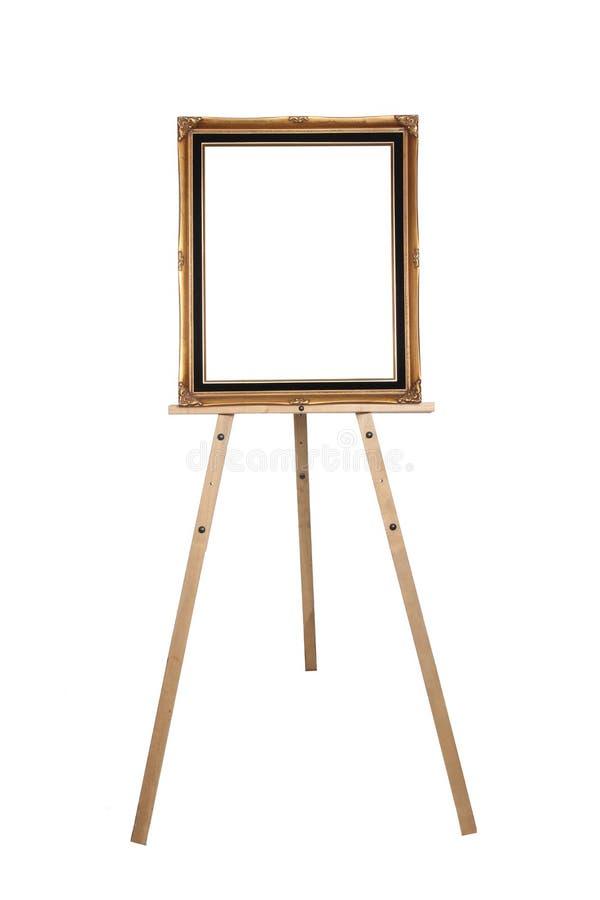 schildersezel royalty-vrije stock fotografie