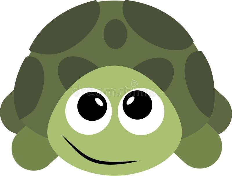 Schildkröte Bild von stock abbildung
