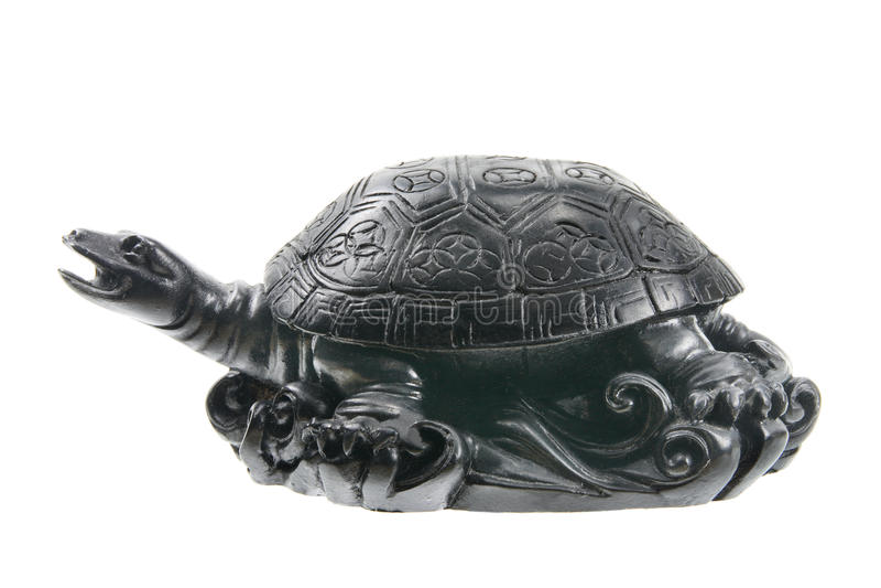 Schildkröten-Verzierung lizenzfreies stockfoto