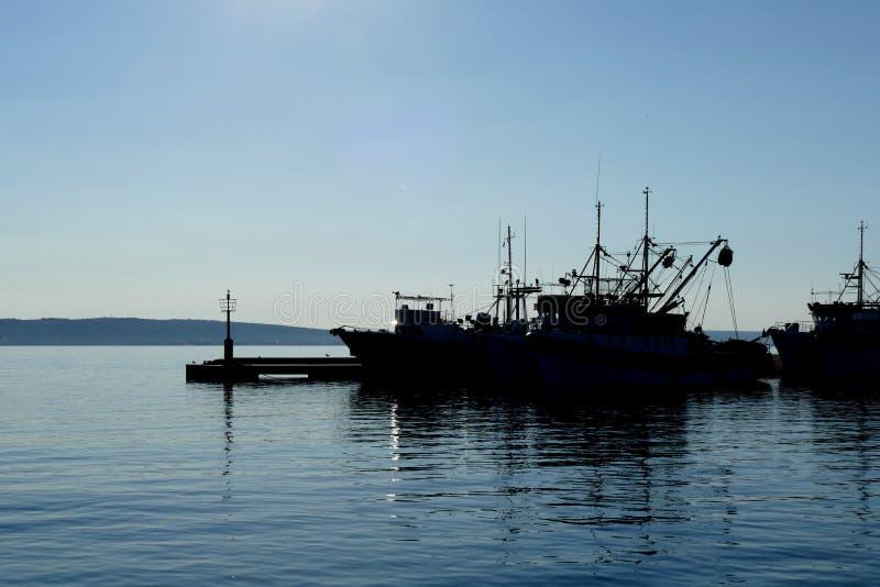 Schipboot royalty-vrije stock afbeelding