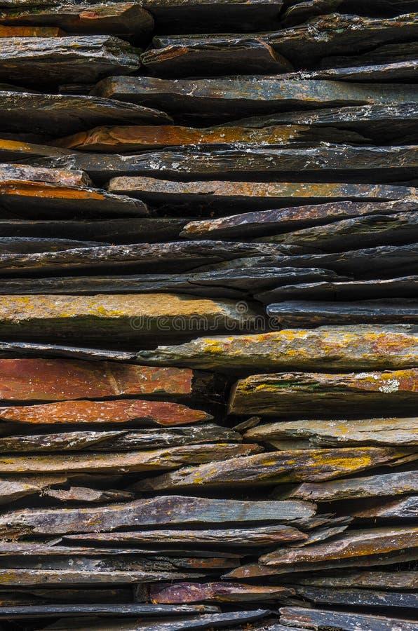 Schist Tiles Stock Image Image Of Grey Stone Closeup