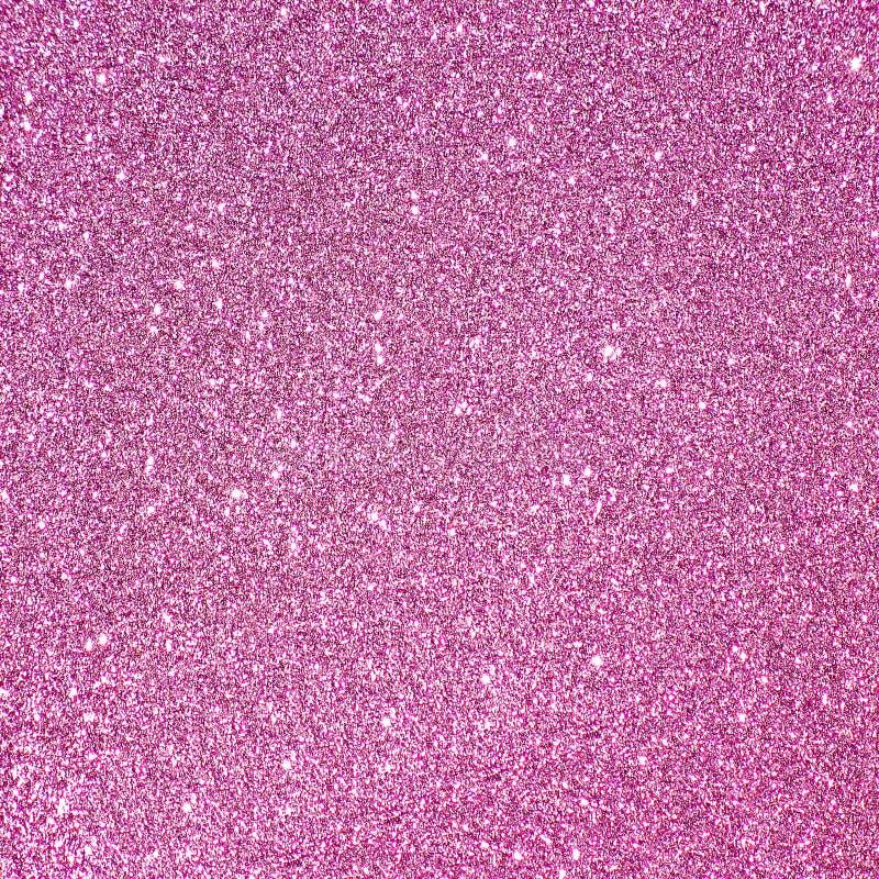 schitter achtergrond Schitter textuur Het roze schittert patroon Schitter Behang Glans achtergrond stock fotografie