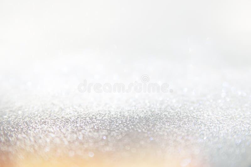 Schitter uitstekende lichten stock foto