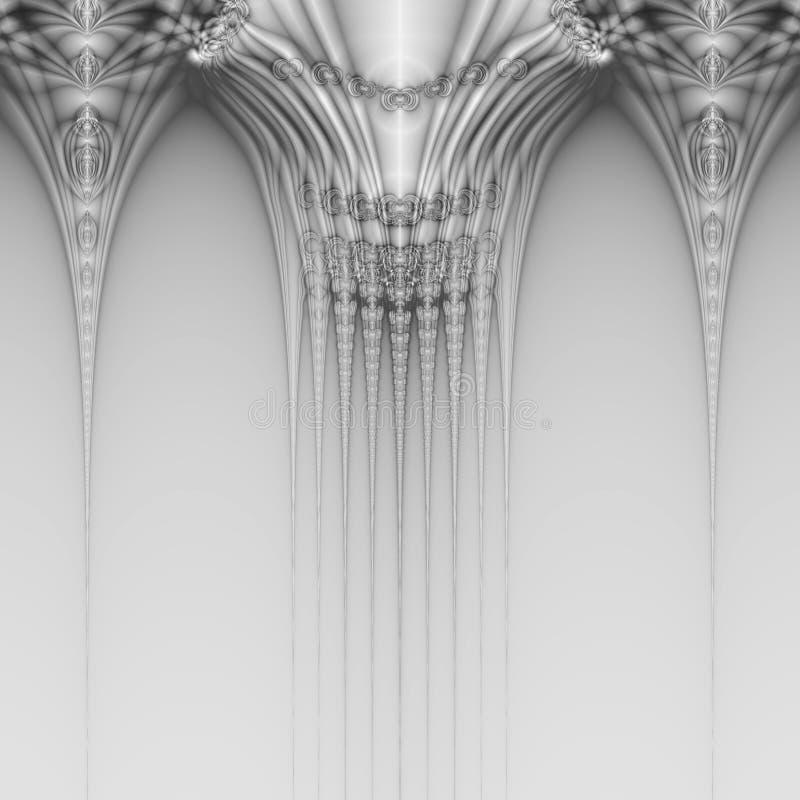 Schitterende gothics 1 vector illustratie