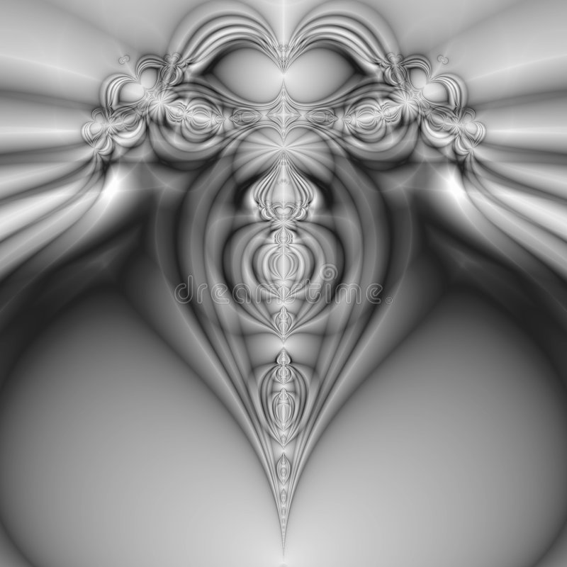 Schitterende gothics 3 royalty-vrije illustratie