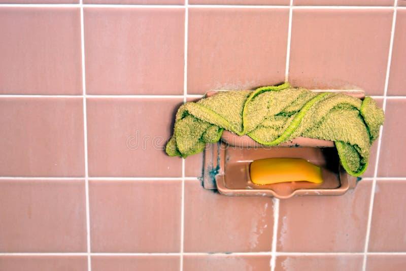 Schiuma del sapone e della muffa immagini stock libere da diritti