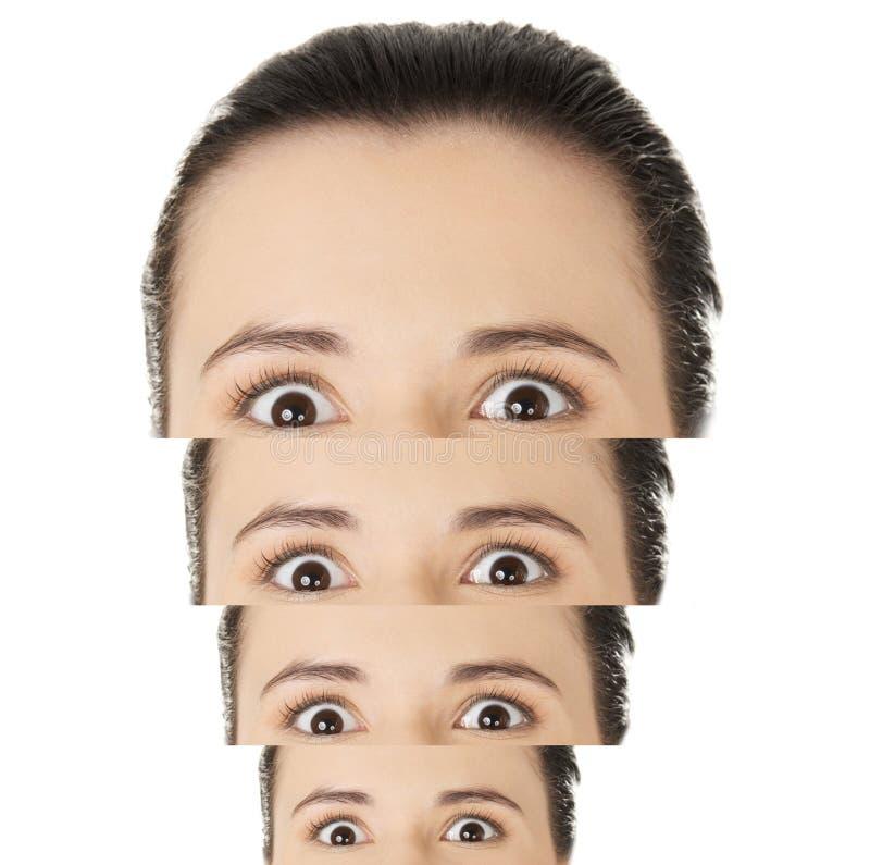 Schizofreni royaltyfri foto