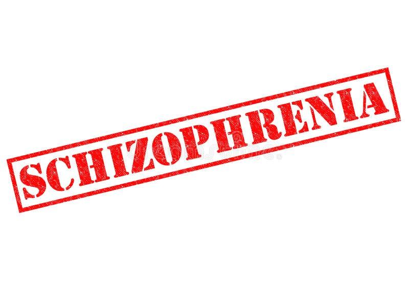 schizofrenia ilustracji