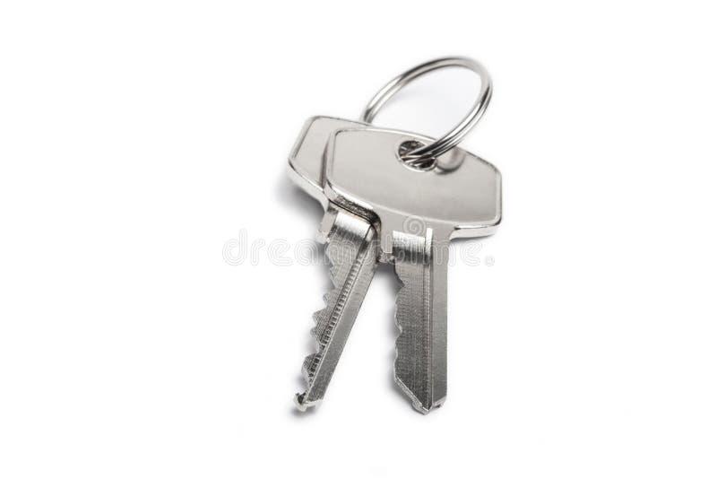 Schlüsselbund lizenzfreie stockfotos