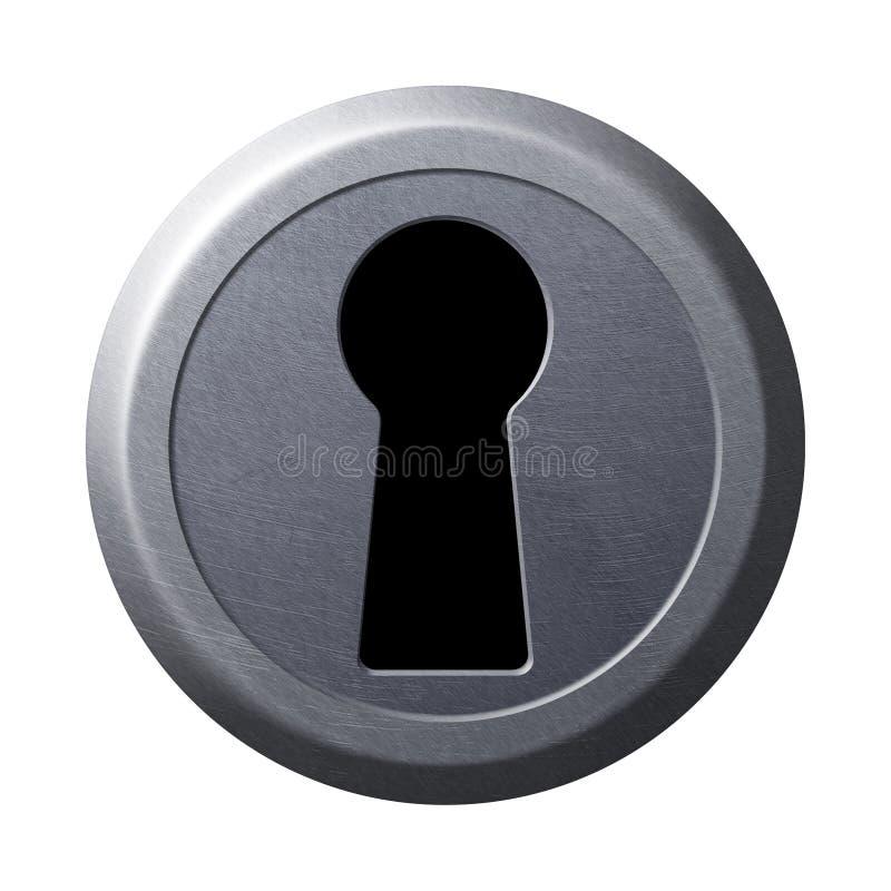 Schlüsselloch stockfotos