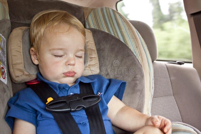 Schlafenladung stockfoto