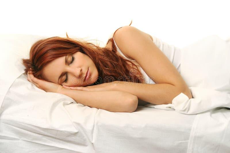 Schlafenszeit stockbild