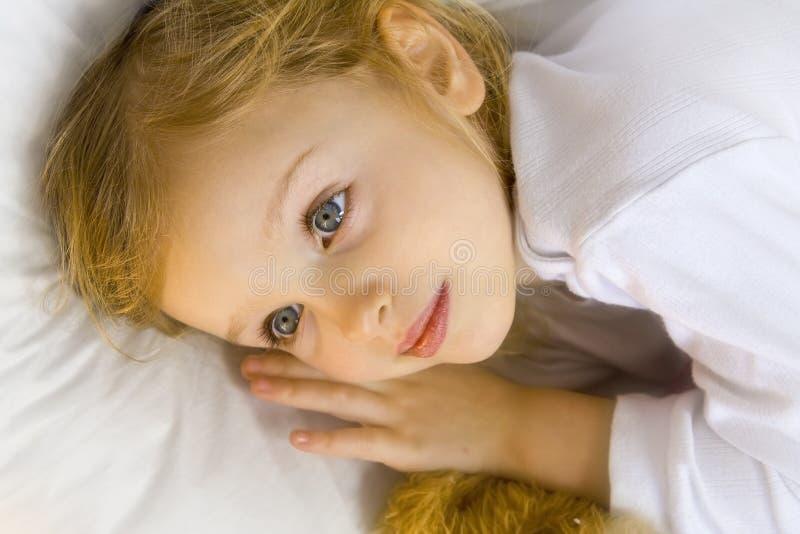 Schlafenszeit stockfotografie