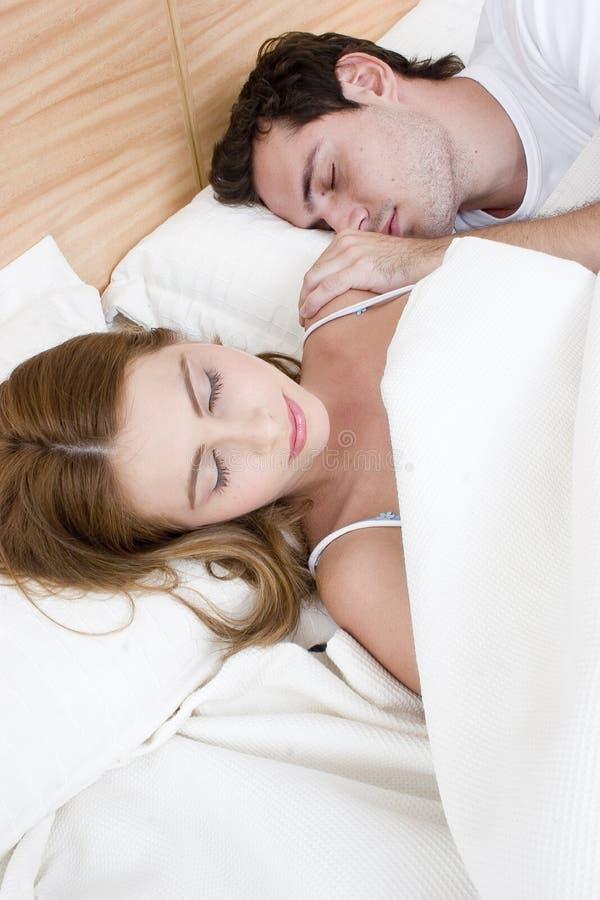 Schlafzeit lizenzfreie stockbilder