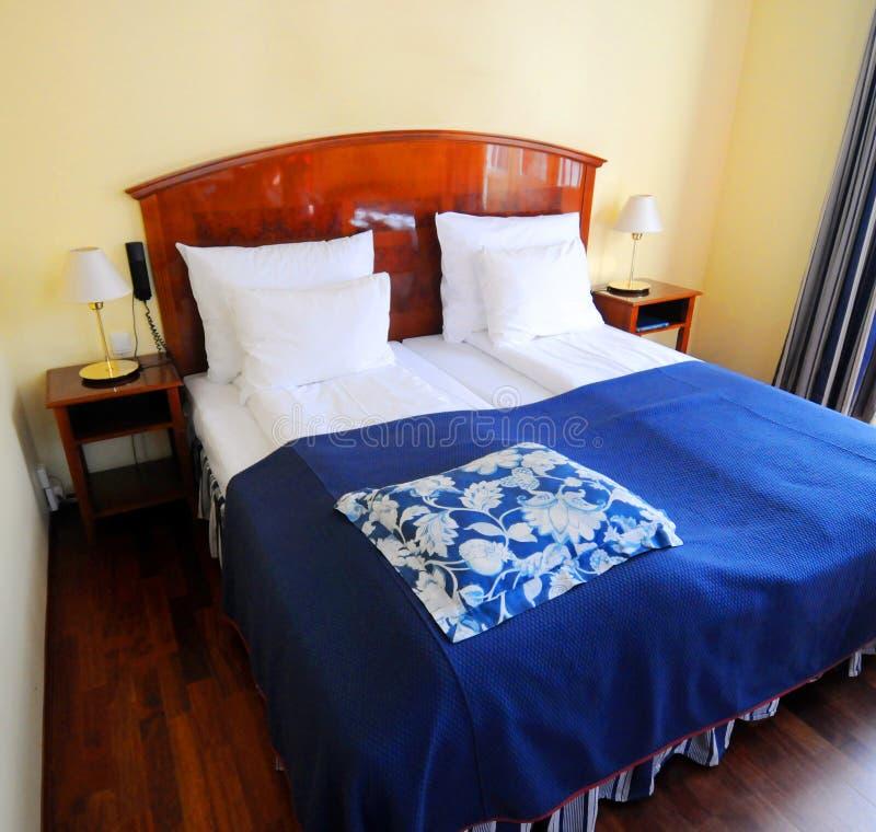 Schlafzimmer lizenzfreies stockbild