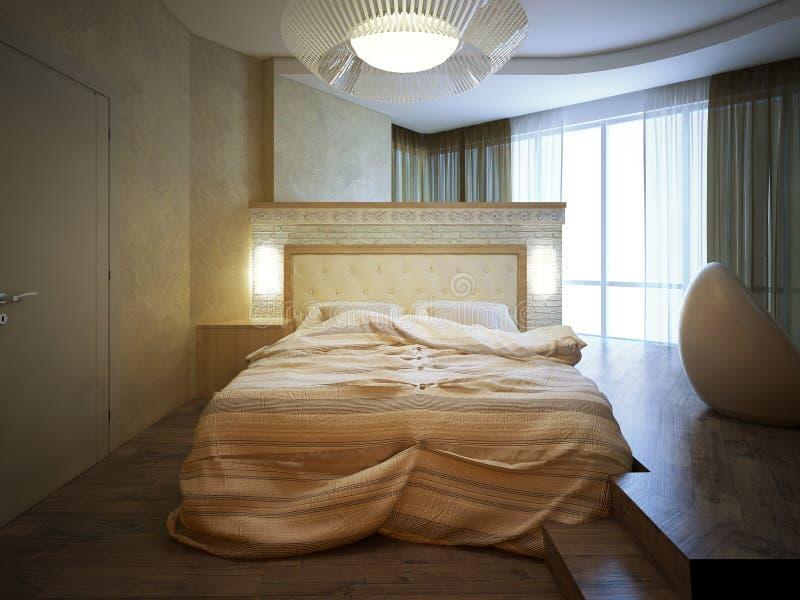 Schlafzimmer-Garde stockfotografie