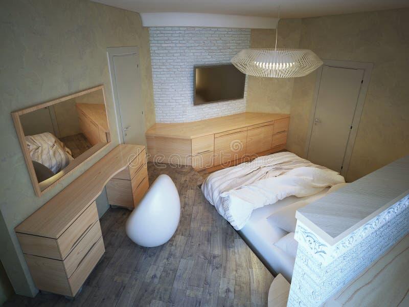 Schlafzimmer-Garde lizenzfreies stockbild