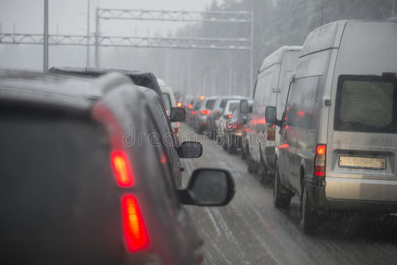 Autobahn Wetter