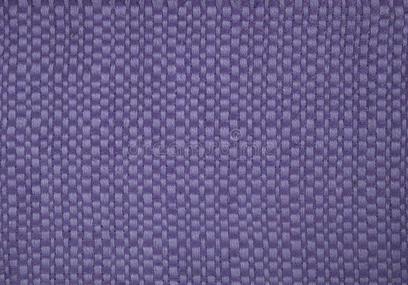 Schließen Sie herauf gesponnenen Textilhintergrund lizenzfreies stockfoto