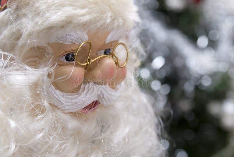 Schließen Sie oben vom Vater-Weihnachten lizenzfreies stockbild