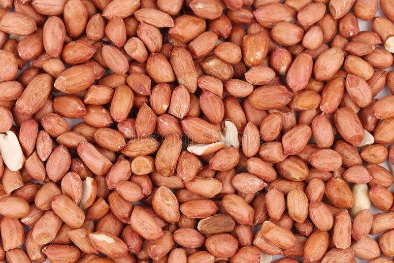 Schließen Sie oben von den Erdnüssen Beschaffenheit lizenzfreies stockfoto