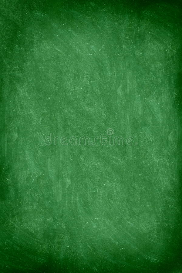 Schließen Sie oben von der leerer Schuletafel/-tafel lizenzfreies stockfoto
