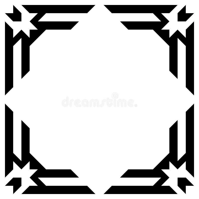 Schließen Sie zusätzliches Format ENV ein (Adobe-Illustrator) lizenzfreie stockbilder