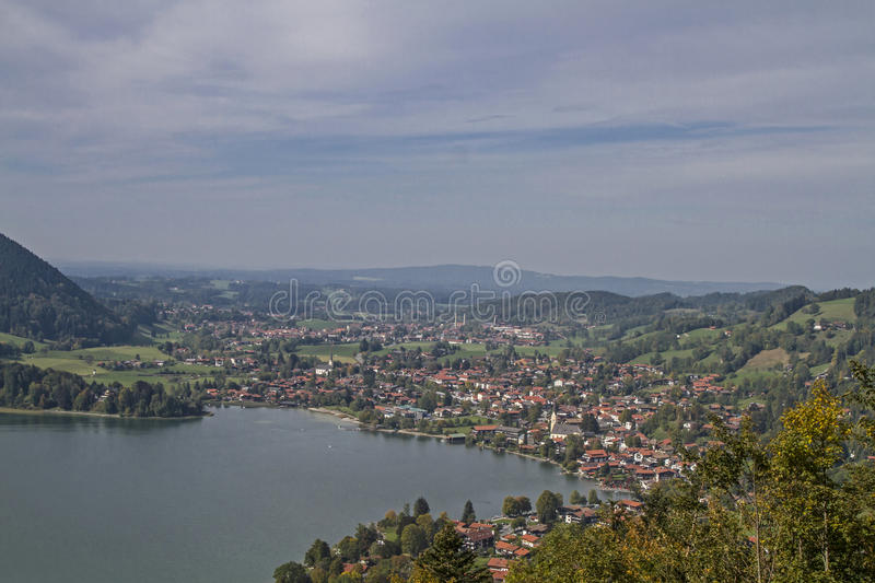 Schliersee royalty free stock photo