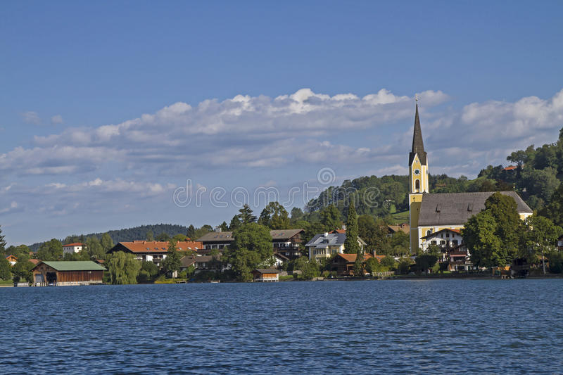 Schliersee royalty free stock images