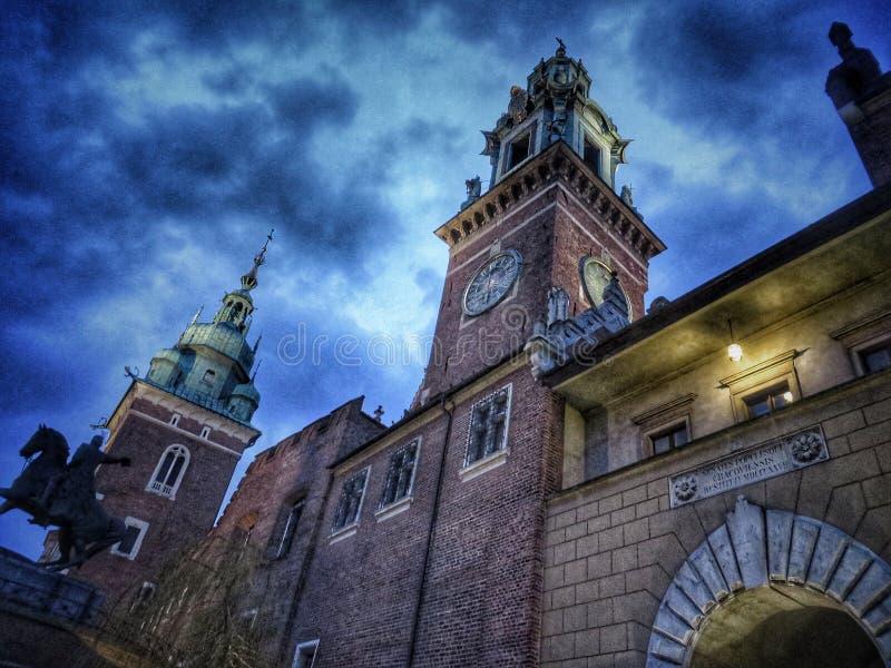 Schloss stockbild
