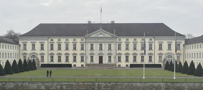 Schloss Bellevue стоковые изображения rf