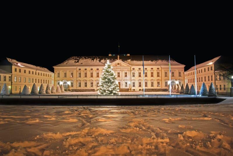 Schloss Bellevue, Berlim fotos de stock