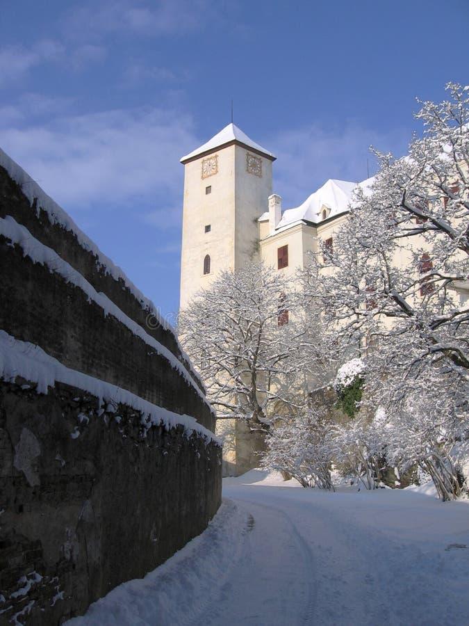 Download Schloss Bitov, Tschechische Republik, Europa Stockbild - Bild von unterhalt, moravian: 27735007