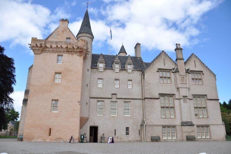 Schloss Brodie lizenzfreies stockbild