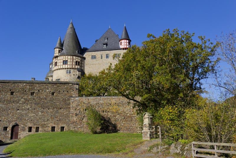 Schloss Buerresheim 1 stock images