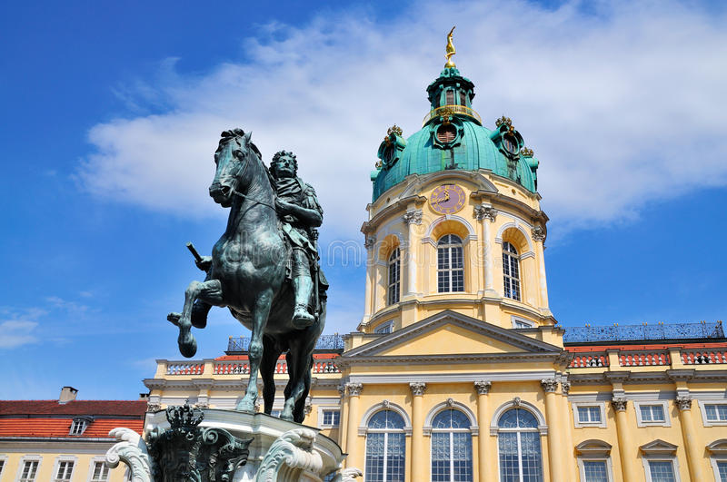 Schloss Charlottenburg images stock