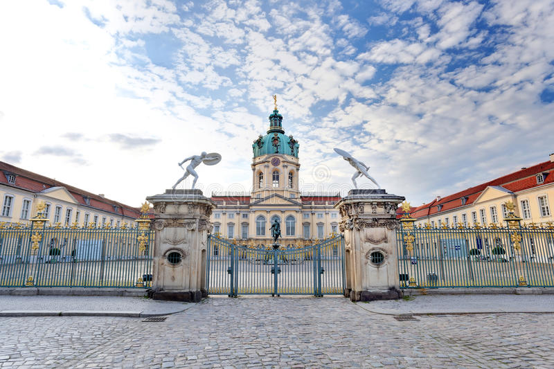 Schloss Charlottenburg photos libres de droits