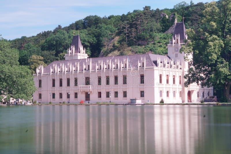 Schloss Herrnstein de château en Autriche photo stock