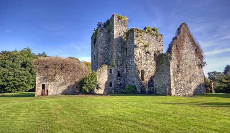 Schloss Kennedy stockfoto
